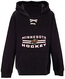 Outerstuff Minnesota Wild Goal Maker Hoodie, Big Boys (8-20)