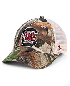 Zephyr South Carolina Gamecocks Recon Camo Trucker Cap