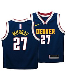 Jamal Murray Denver Nuggets Icon Replica Jersey, Toddler Boys (2T-4T)