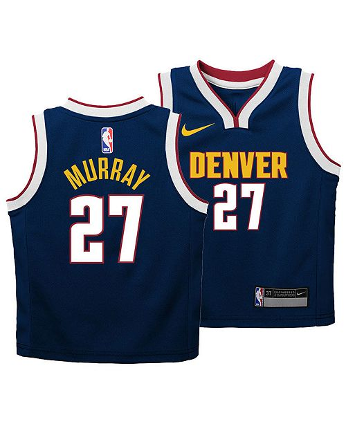 ... Nike Jamal Murray Denver Nuggets Icon Replica Jersey 4a29642a1
