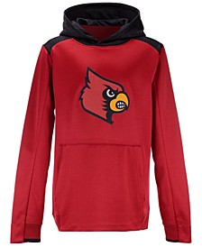 Louisville Cardinals Off The Grid Hoodie, Big Boys (8-20)