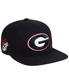 468e70b50de  47 Brand Georgia Bulldogs Sure Shot CAPTAIN Snapback Cap ·