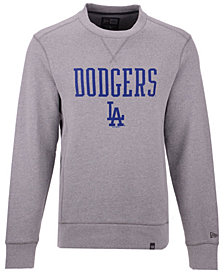 New Era Men's Los Angeles Dodgers Premium Crew Sweatshirt