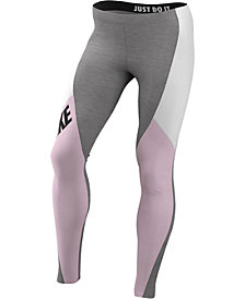 Nike Sportswear Leg-A-See Colorblocked Leggings