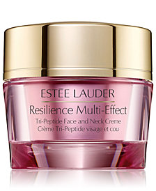Estée Lauder Resilience Multi-Effect Tri-Peptide Face & Neck Creme - Dry Skin, 1.6-oz.