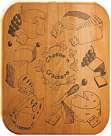 Catskill Craft Cheese 'N Crackers Board