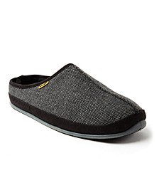 Men's Wherever Tweed Indoor/Outdoor Slipper