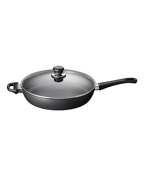 SCANPAN 4.25 Qt Saute Pan with Lid