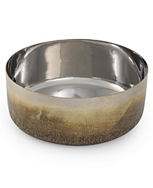 Michael Aram Torched Medium Bowl