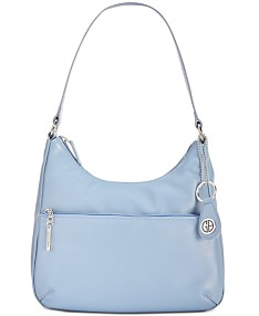 db0c1b1f45f4 Giani Bernini Nappa Leather Hobo Bag, Created for Macy's