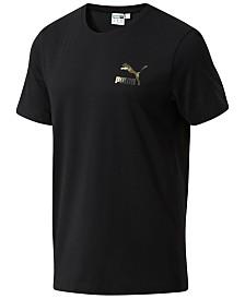 Puma Men's Wild Pack Print-Logo T-Shirt