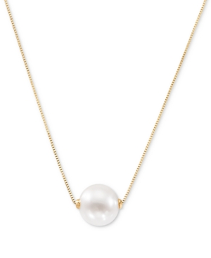 Honora Cultured Freshwater Pearl (8-1/2mm) 18