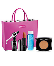 Receive a Complimentary 5pc gift with any $200 Lancome purchase