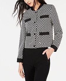 Marella Printed Jacket