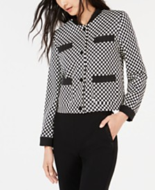 Marella Printed Jacket