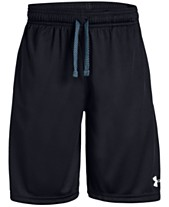 4f581cd13f08 Under Armour Big Boys Prototype Wordmark Shorts