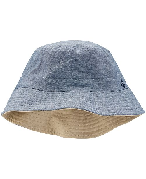 03a10adb9 Carter's Toddler Boys Reversible Cotton Hat & Reviews - Swimwear ...