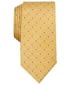Perry Ellis Men's Keaton Dot Silk Tie