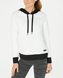 Calvin Klein Raglan Sleeve Pullover Hoodie
