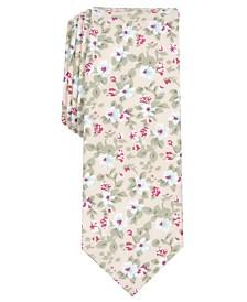 Original Penguin Men's Hawkes Skinny Floral Tie