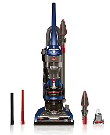 Hoover WindTunnel 2 Whole House Rewind Bagless Corded Upright Vacuum