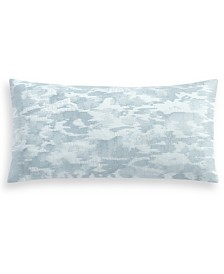 "Hotel Collection Ethereal 12"" x 24"" Decorative Pillow, Created for Macy's"