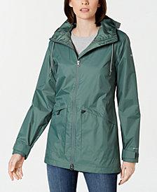 Columbia Arcadia Omni-Tech™ Water-Repellent Hooded Jacket