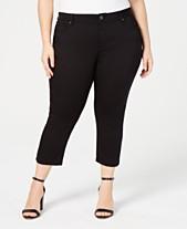 ac15090c6f834 I.N.C. Plus   Petite Plus Size INCFinity Cropped Skinny Jeans