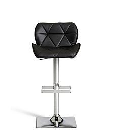 Modrest Otto Modern Leatherette Bar Stool