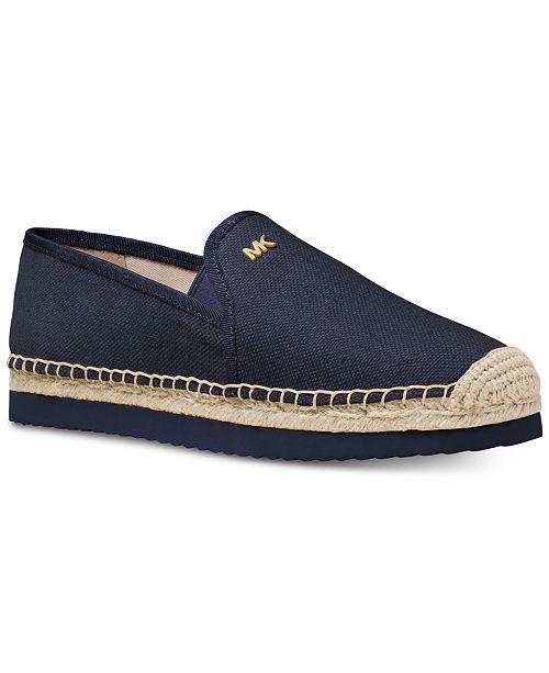 47bd6b07e Michael Kors Hastings Slip-On Flats & Reviews - Flats - Shoes - Macy's