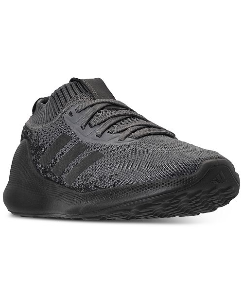 adidas Boys' PureBOUNCE+ Running Sneakers from Finish Line
