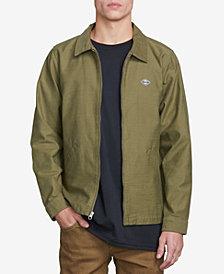Volcom Men's Burkey Modern-Fit Full-Zip Jacket