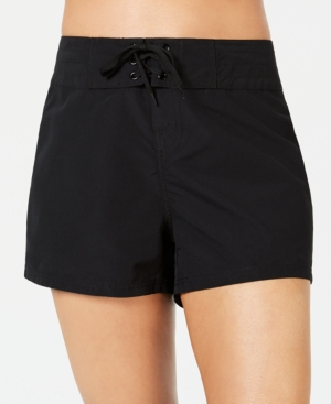 Island Escape Boardshorts, Created for Macy's Women's Swimsuit