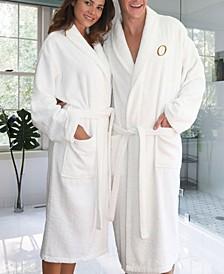 Personalized 100% Turkish Cotton Terry Bath Robe