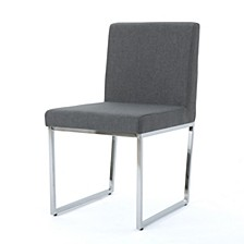 Delma Dining Chair, Quick Ship