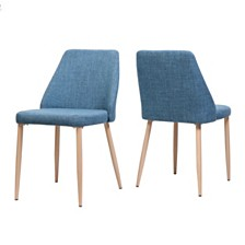 Marlee Dining Chairs (Set Of 2), Quick Ship