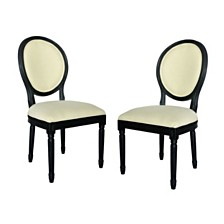 Hiro Dining Chairs (Set of 2), Quick Ship