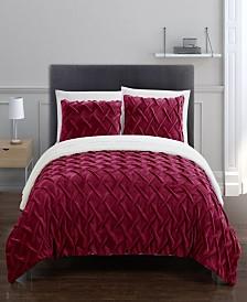 Chic Home Naama 3 Piece King Comforter Set
