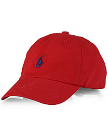 Ralph Lauren Classic Sport Cap, Little Boys