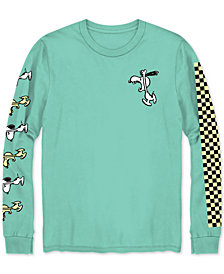 Peanuts Angry Snoopy Men's Graphic T-Shirt