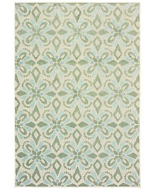 "Barbados 5994 7'10"" x 10' Indoor/Outdoor Area Rug"