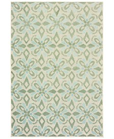 "Oriental Weavers Barbados 5994 9'10"" x 12'10"" Indoor/Outdoor Area Rug"