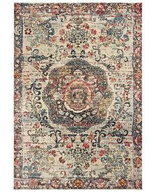 "Oriental Weavers Pandora 47H Ivory/Multi 9'10"" x 12'10"" Area Rug"