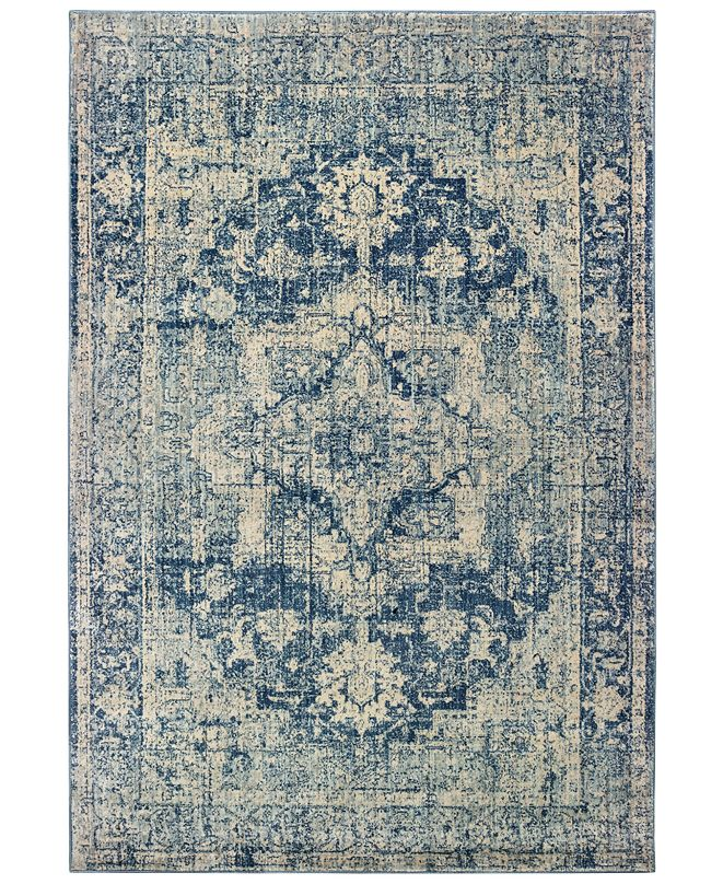 "Oriental Weavers Pandora 70 6'7"" x 9'6"" Area Rug"