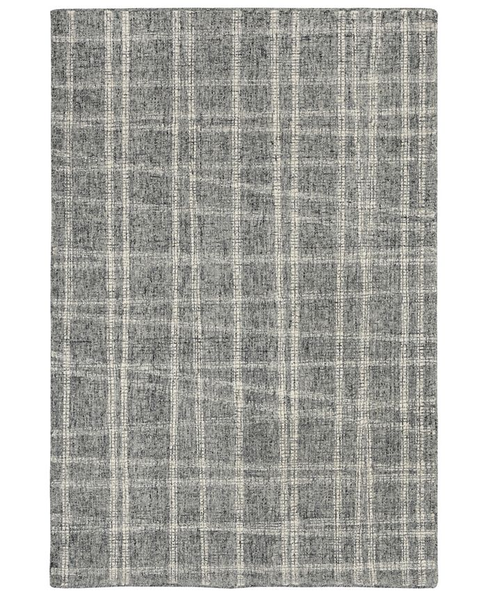 Liora Manne' - Savannah 9506 Mad Plaid 2' x 3' Area Rug