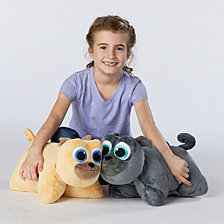 Pillow Pets Disney Puppy Dog Pals Rolly Stuffed Animal Plush Toy