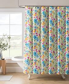 Kim Parker Primavera 72X72 Shower Curtain