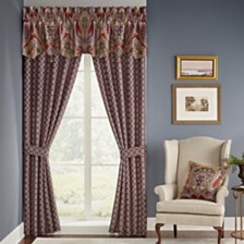 "Croscill Margaux Pole Top Drapery 82"" x 95"""