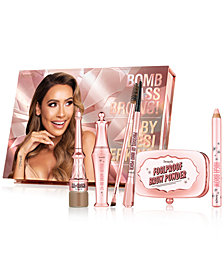 Benefit Cosmetics Bomb A** Brows by Desi Perkins 6-Pc. Set, A $126 Value!