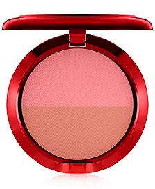 MAC Lucky Red Powder Blush Duo